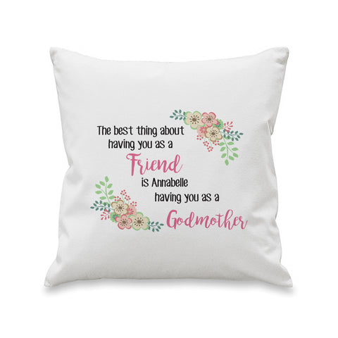 The Best Thing Cushion Cover - Shane Todd Gifts UK