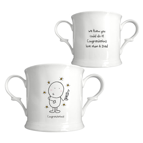 Chilli & Bubbles Congratulations Loving Cup | ShaneToddGifts.co.uk