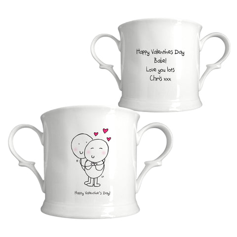 Chilli & Bubbles Valentines Loving Cup | ShaneToddGifts.co.uk