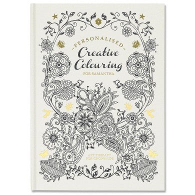 Creative Colouring - Hardback