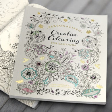 Creative Colouring - Softback
