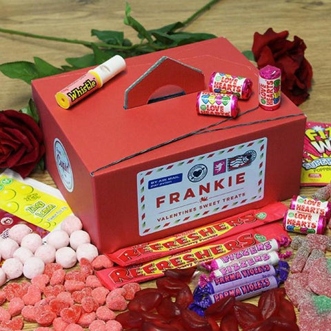Cupid's Sweet Box