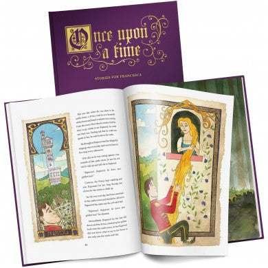 Once Upon a Time: A Timeless Collection of Fairy Tales - Deluxe edition, Media by Low Cost Gifts