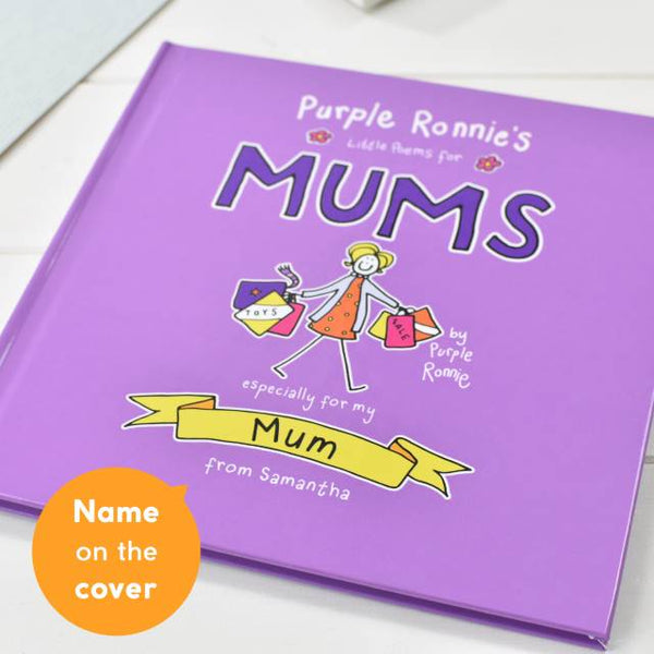 Purple Ronnie's Little Poems for Mums
