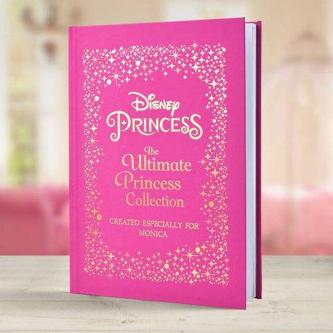 Personalised Disney Princess Ultimate Collection - Deluxe | Gifts24-7.co.uk
