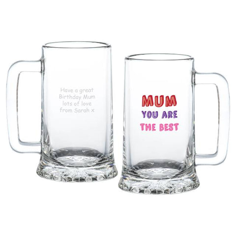 Personalised Mum You Are...Stern Tankard