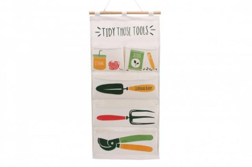 Personalised Hanging Tool Tidy | ShaneToddGifts.co.uk