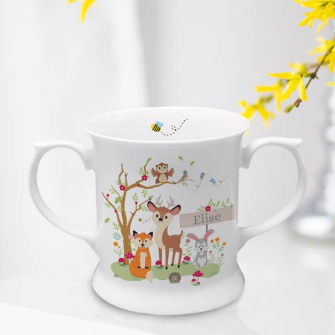 Woodland Loving Cup