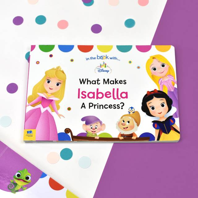 What Makes me a Princess Disney Board Book, Scrapbooking & Stamping Kits by Low Cost Gifts