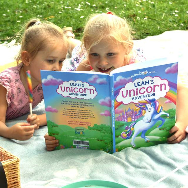 Personalised Unicorn story Book