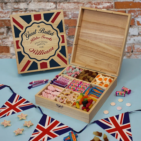 Great British Sweet Box