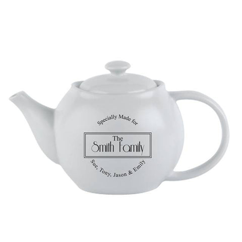 Specially Made For Teapot - Shane Todd Gifts UK