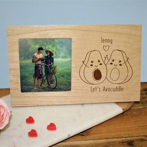 Let's Avo-Cuddle Panel Photo Frame | ShaneToddGifts.co.uk