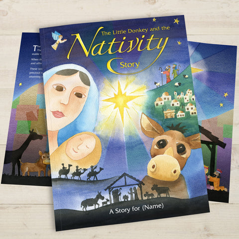 The Nativity Story - Hardback | ShaneToddGifts.co.uk