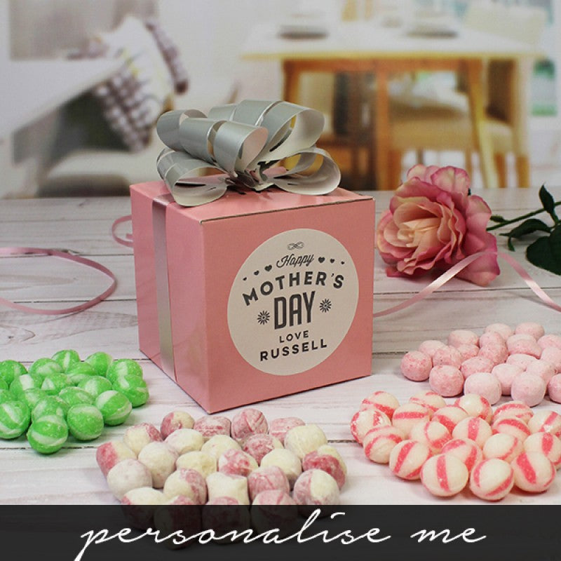 Mothers Day Sweet Cube, Sweets & Chocolate - Image 3