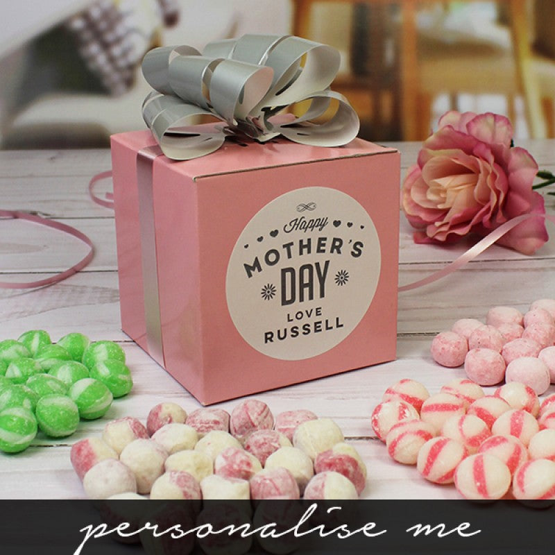 Mothers Day Sweet Cube, Sweets & Chocolate - Image 1