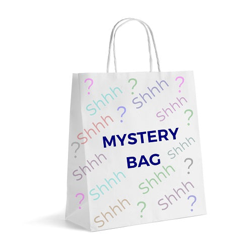 Mystery Bag, Paper & Plastic Shopping Bags by Gifts24-7
