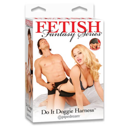 Fetish Fantasy Doggie Style Harness, Mature by Low Cost Gifts