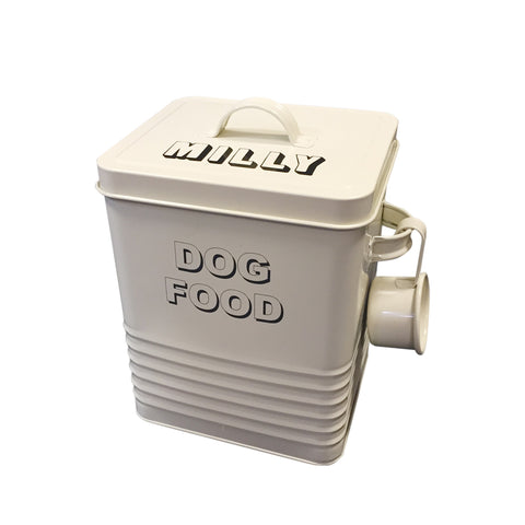 Cream pet caddy - Shane Todd Gifts UK