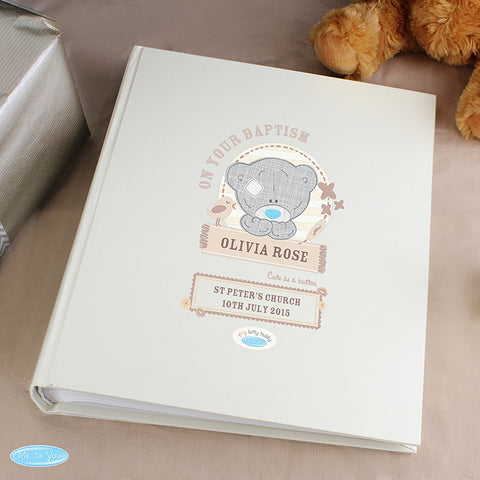 Buy Personalised Tiny Tatty Teddy Album with Sleeves