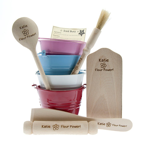 Flour Power - Kids Baking Set - Shane Todd Gifts UK