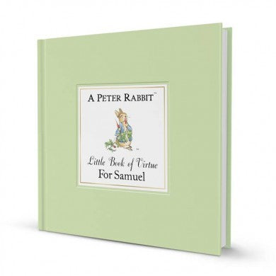 The Peter Rabbit Little Book of Virtue | Gifts24-7.co.uk
