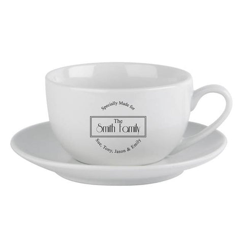 Specially Made For Cup & Saucer - Shane Todd Gifts UK