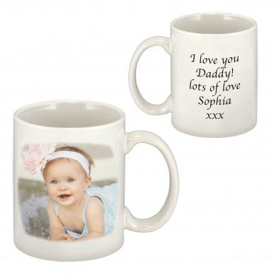 Sublimation Photo Mug - Shane Todd Gifts UK