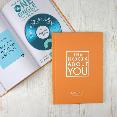 Personalised - The Book About You