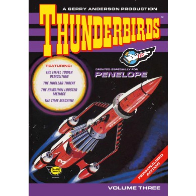 Thunderbirds Comic Volume 3, Media by Low Cost Gifts