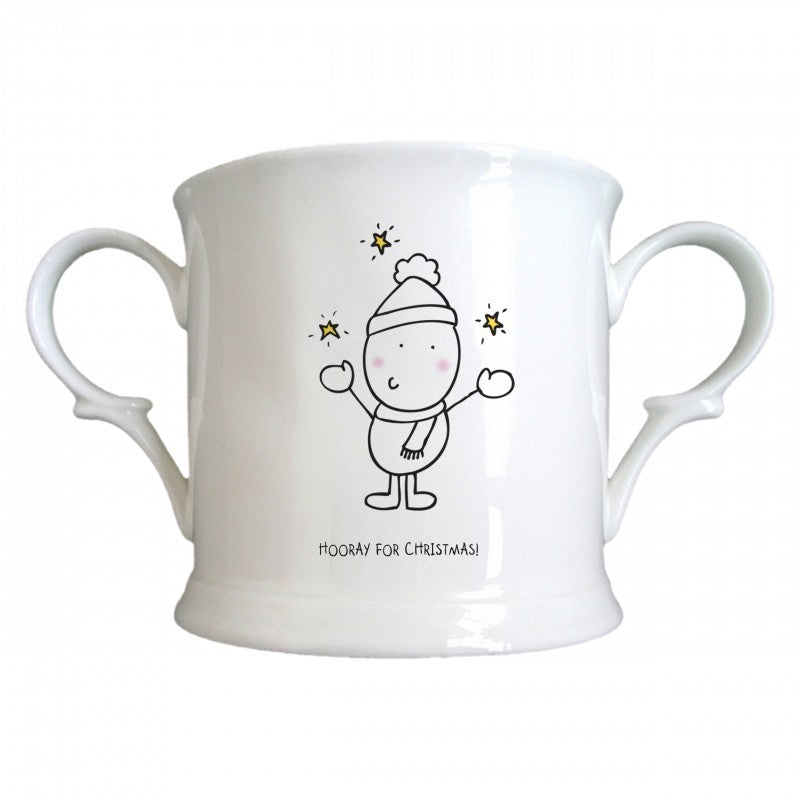 Chilli & Bubble's Generic Christmas Mug -Loving Cup, Kitchen & Dining by Gifts24-7