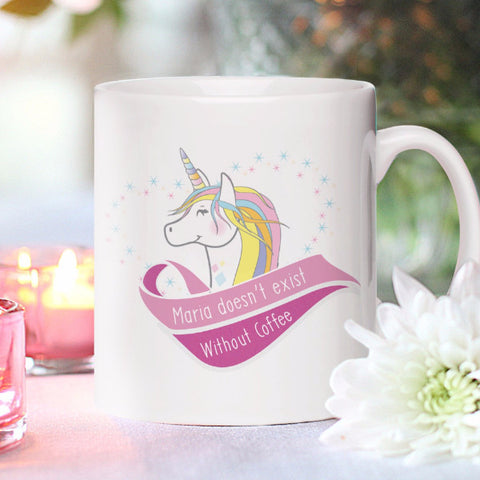 Unicorn Coffee Mug - A perfect gift for UNICORN lovers! - Shane Todd Gifts UK