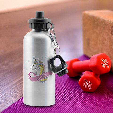 Unicorn Heart Drinks Bottle - A perfect gift for UNICORN lovers! - Shane Todd Gifts UK