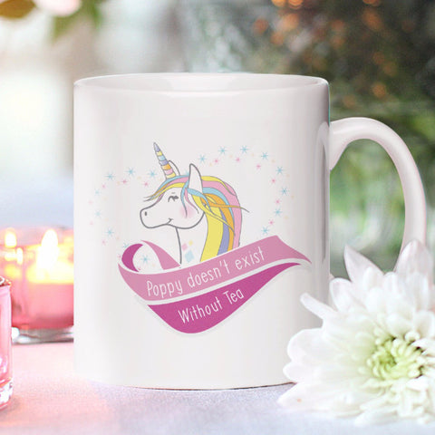 Unicorn Tea Mug - A perfect gift for UNICORN lovers! - Shane Todd Gifts UK