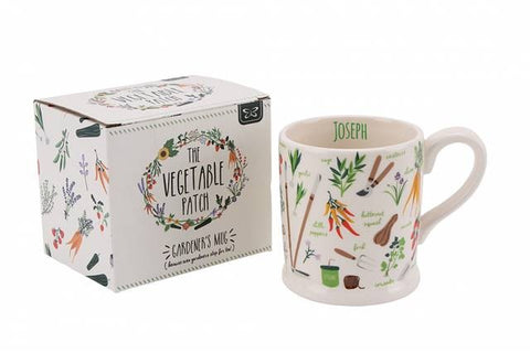 Vegetable Patch Mug
