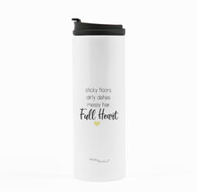 Full Heart, Coffee Mug