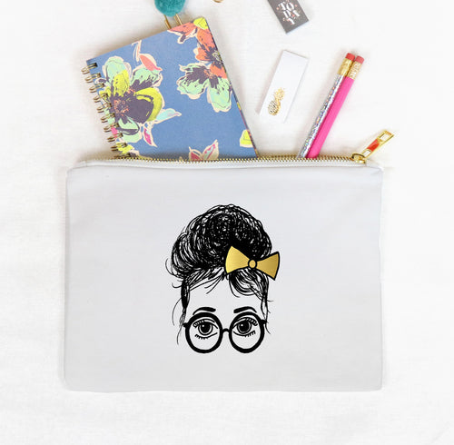 Ashley Clutch Bag, Girls in Glasses