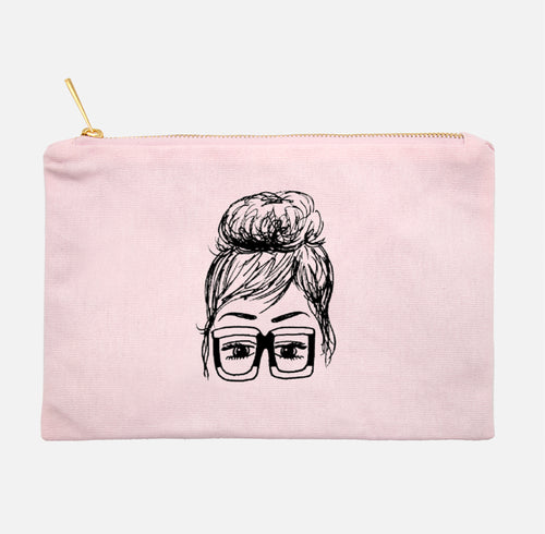 Jackie Clutch Bag, Girls in Glasses