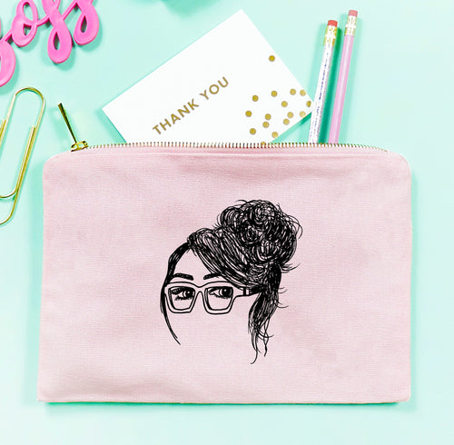 Nicole Clutch Bag, Girls in Glasses