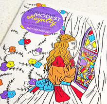 Royalty, ColorMe Modest Coloring Book