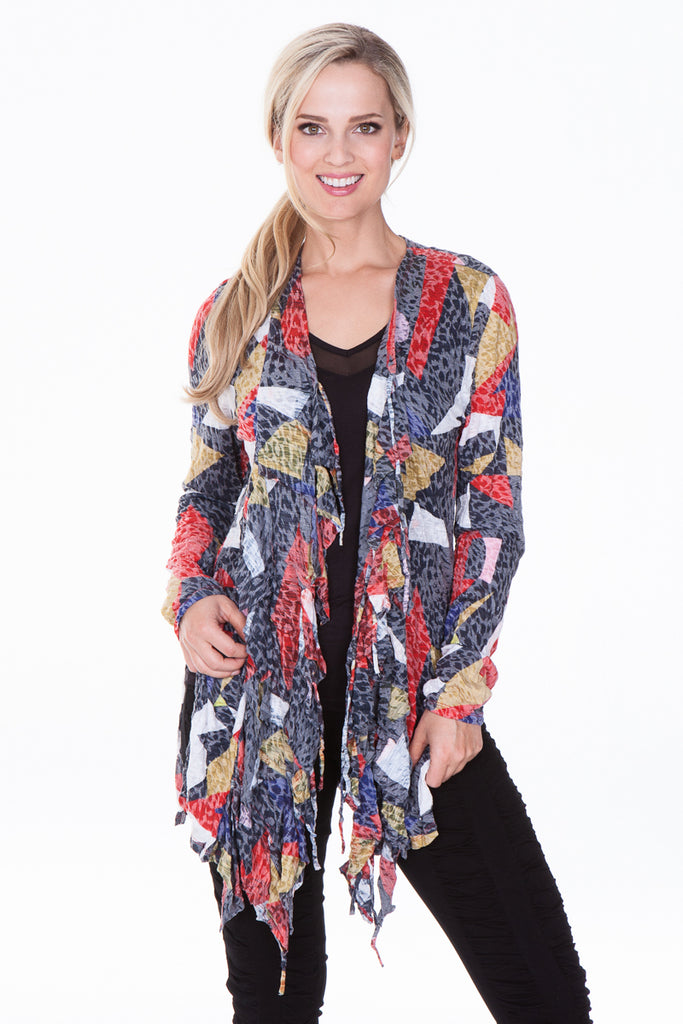 Camille Cardigan Long - Multi Geo - CARINE