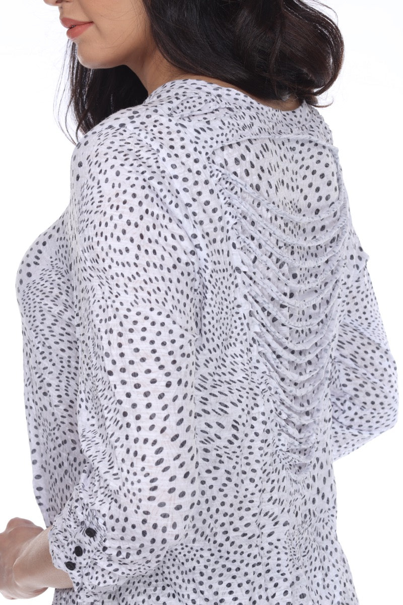 Falyn Tunic - Dots - CARINE