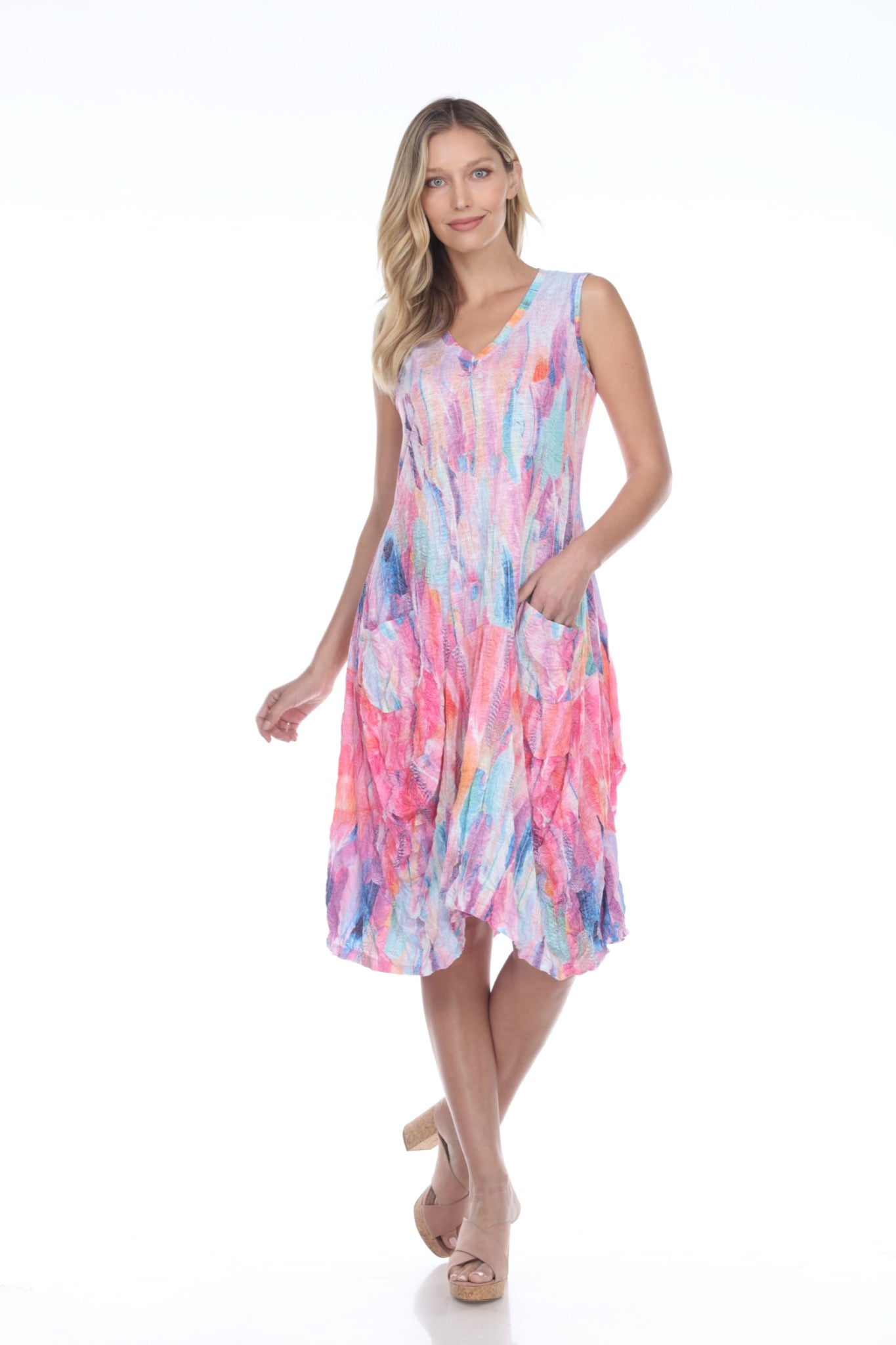 Valerie Dress - Multi Image - CARINE