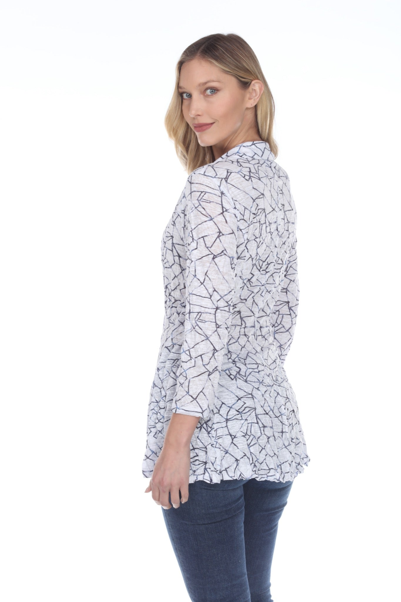 Selena Tunic - Shattered Glass - CARINE