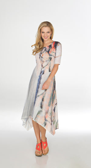 Sunset Hannah Dress - CARINE