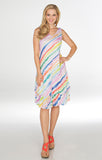 Darcy Dress - Candy Stripe - CARINE