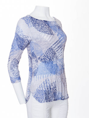 Becca Top - Sky Wings - CARINE