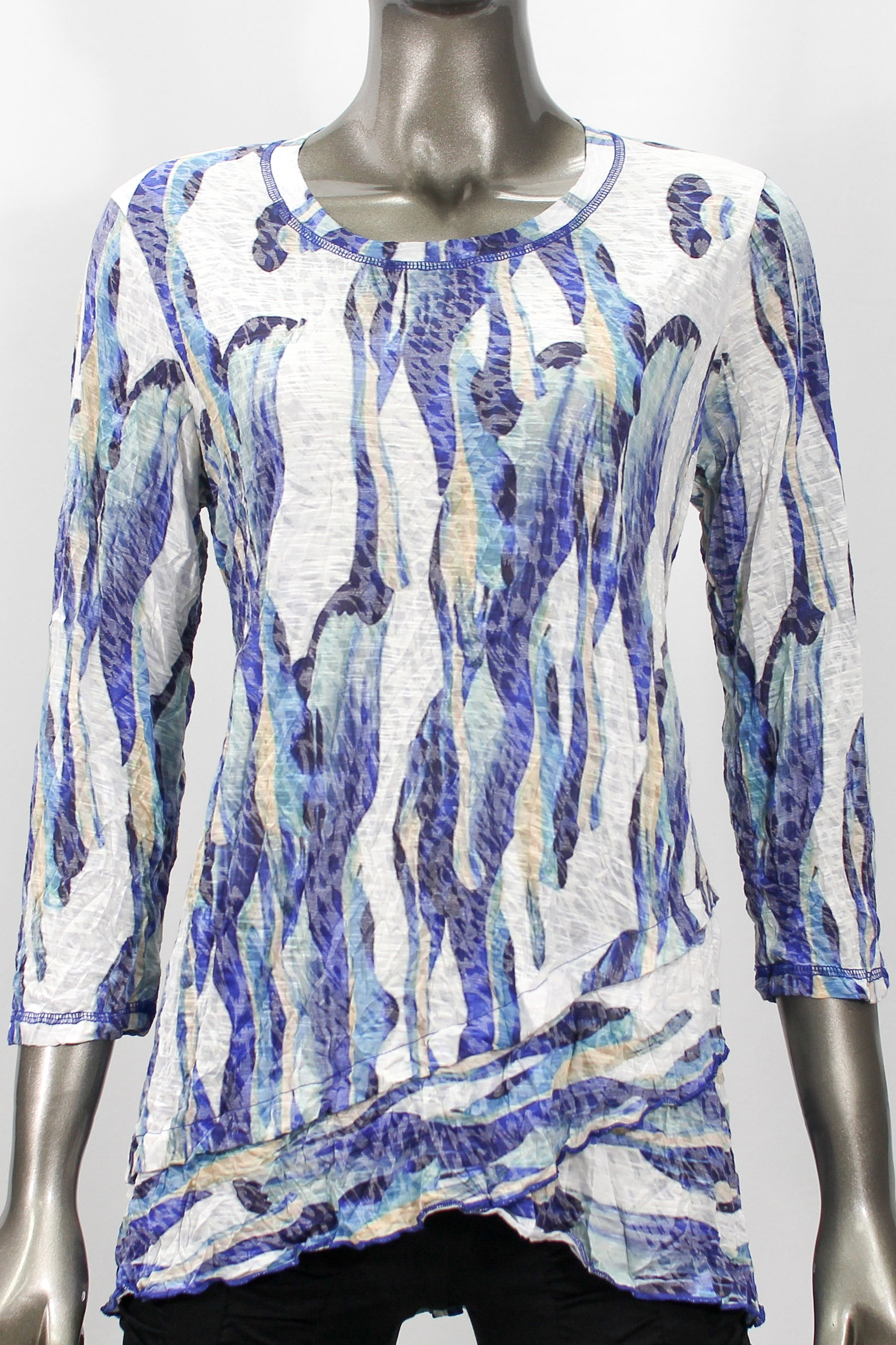 Bella Tunic - Watercolor - CARINE