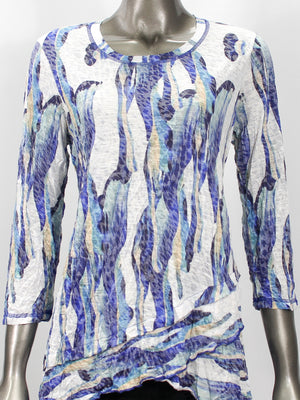 Bella Tunic Watercolor - CARINE