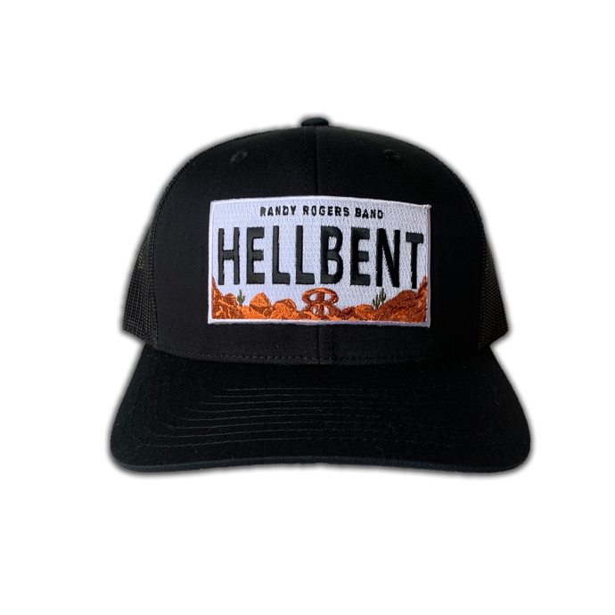 Hellbent Patch Hat